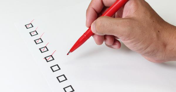 起業する前の準備チェックリスト