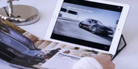 【海外起業アイデア】紙のカタログと連動したデジタルデバイス。紙と連動すると可能性が倍増する!?
