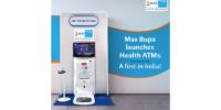 【海外起業アイデア】インドの銀行。健康診断ができるATM