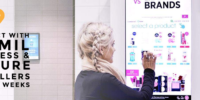 【海外起業アイデア】公共トイレのインタラクティブな自動販売機「タッチスクリーンポータル」