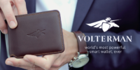 【海外起業アイデア】スマートウォレット(お財布)「VOLTERMAN」